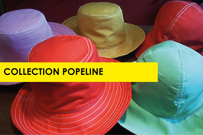 COLLECTION POPELINE