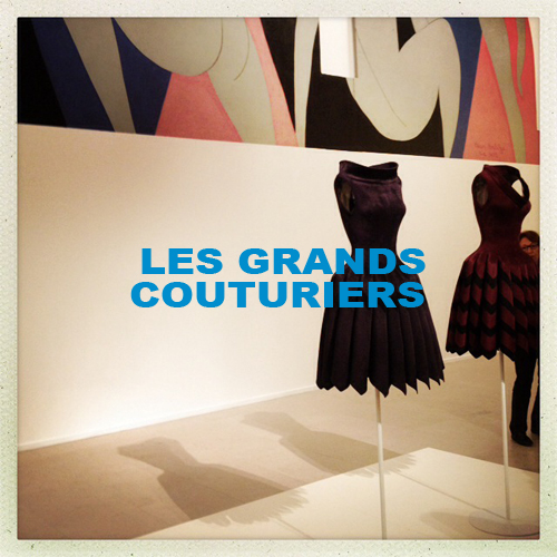 PARIS FASHION DESIGNERS TOUR