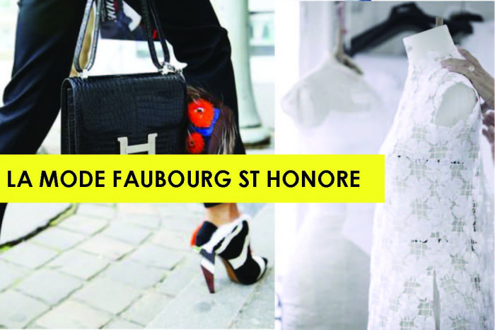 FAUBOURG ST HONORE FASHION TOUR