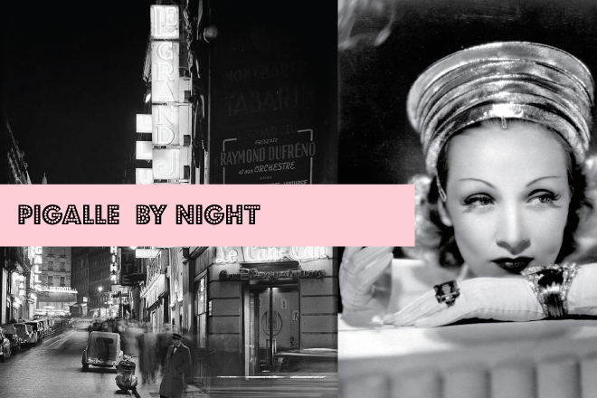 Pigalle Tour by night