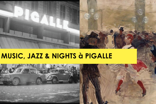 MIDNIGHT IN  PIGALLE