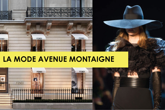AVE MONTAIGNE FASHION